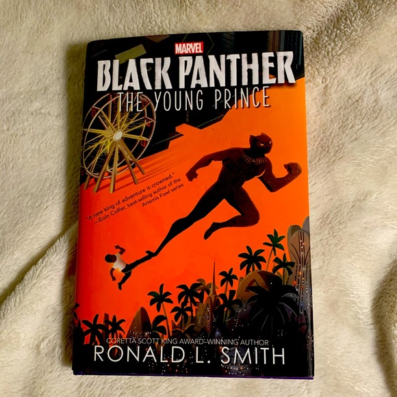 Black Panther The Young Prince by Ronald Smith